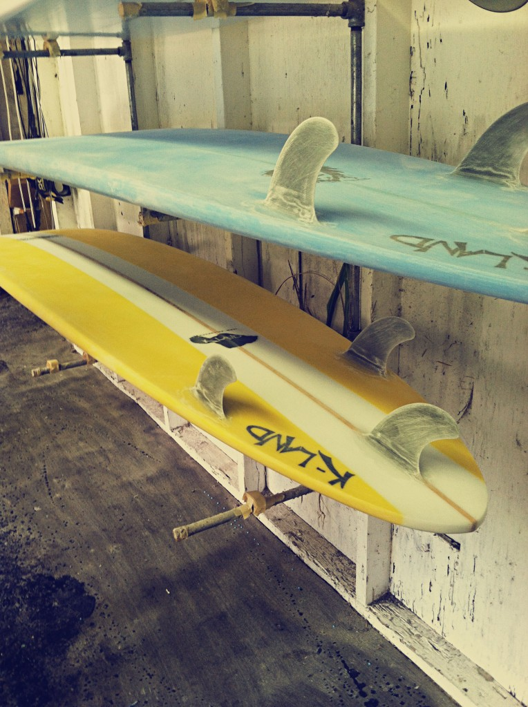 Custom Valley Isle Surfboards