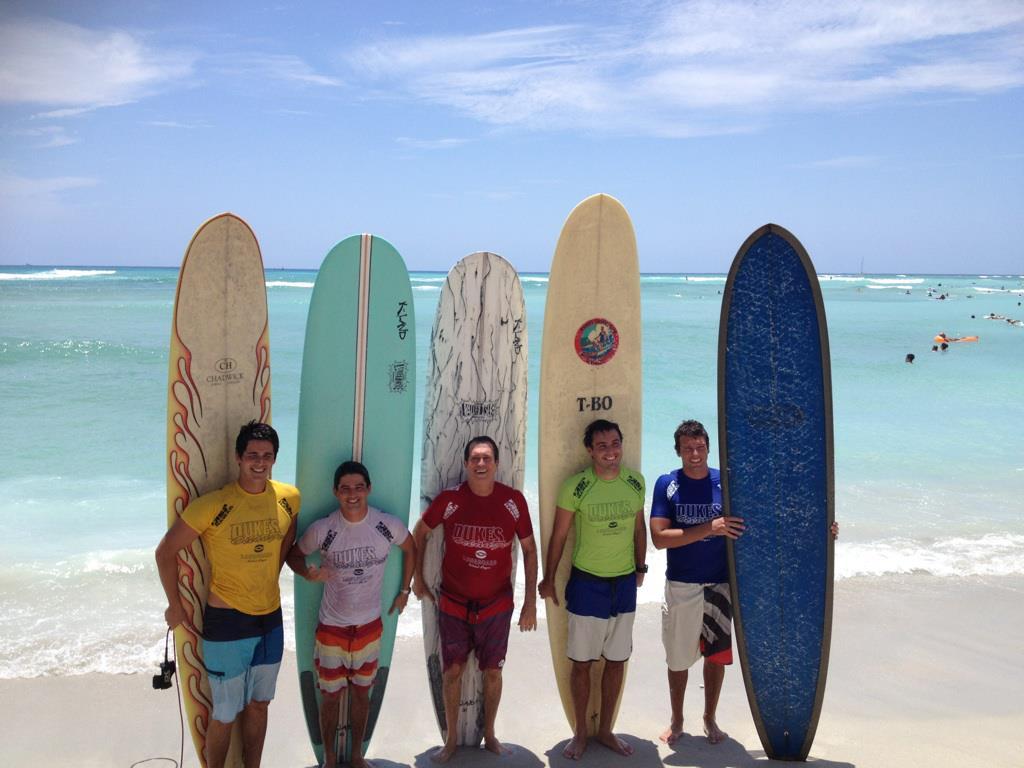 Team Valley Isle at Dukes Ocean Fest